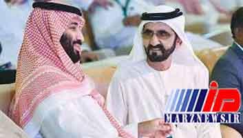 قصیده حاکم دبی در وصف بن سلمان