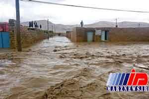 امدادرسانی در ۱۳ استان گرفتار توفان و سیل