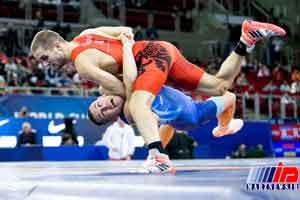 روسیه قهرمان کشتی فرنگی جهان شد/ ۲ طلای تزارها در ۳ وزن دوم