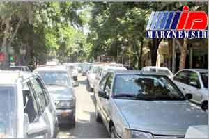 افزایش بار ترافیکی برگشتی از مهران