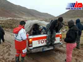 ۱۱ نفر در ارتفاعات اسفراین نجات یافتند