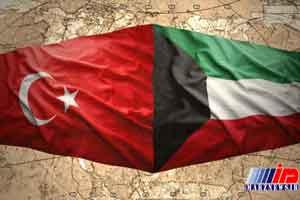 همکاری نظامی ترکیه و کویت/ موازنه مقابل عربستان