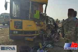 هویت قربانیان تصادف کوت عراق اعلام شد