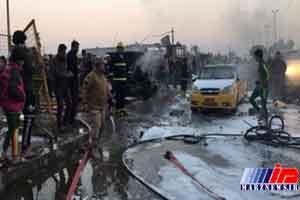 داعش مسئولیت انفجار علیه زوار حسینی در دیالی را به عهده گرفت