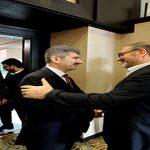 دیدار قائم مقام وزیر کشور ترکیه با ذوالفقاری معاون امنیتی و انتظامی وزارت کشور