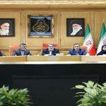 یکصد و بیست و دومین جلسه ستاد مرکزی مبارزه کالا و ارز با حضور وزیر کشور (۴)