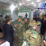 غرفه مرزنیوز در نمایشگاه اولین کنفرانس بین المللی توسعه مناطق مرزی