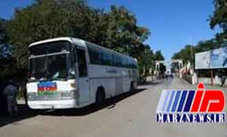 بلیت ۳۰۰ هزار تومانی اتوبوس مهران-تهران