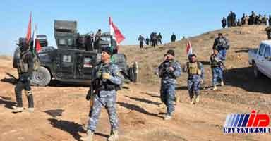 کشف مخفیگاه داعش و بازداشت ۱۲ متهم در سامراء