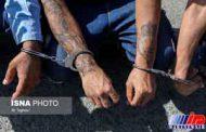 دستگیری عامل آدمربایی در گنبد کاووس