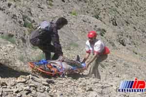 نجات ۴ کوهنورد سرگردان در ارتفاعات