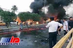 ۸ کشته و ۱۶ زخمی در انفجارهای روز یکشنبه بغداد