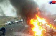 سانحه رانندگی در مشگین شهر ۲ کشته و هفت مصدوم برجای گذاشت