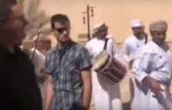رقص شمشیر وزیر اطلاعات رژیم صهیونیستی در مسقط عمان
