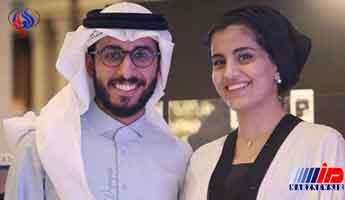 هنرمند عربستانی به اجبار آل سعود از همسرش طلاق گرفت