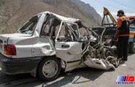 تصادف کامیون و پراید سه کشته برجا گذاشت