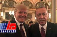 دیدار ۴۵ دقیقهای اردوغان و ترامپ در پاریس