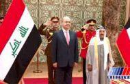 رئیسجمهور عراق وارد کویت شد