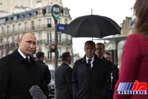 روسیه از تشکیل ارتش اتحادیه اروپا استقبال کرد