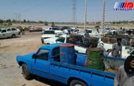 «قاچاق» مصرف بنزین در مناطق مرزی را تا ۵۰ درصد افزایش داد