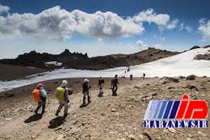 هیات کوهنوردی مشهد عقب نشینی کرد!