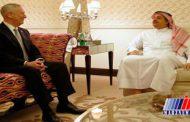 دیدار وزیر دفاع قطر با همتای آمریکایی