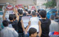مردم بحرین در حمایت از رهبران مقاومت راهپیمایی کردند