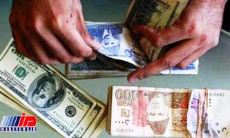 ارزش روپیه پاکستان ۷٫۷ درصد سقوط کرد