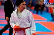 بانوی مدال آور کاراته گیلان: برای حضور در المپیک تلاش می کنم