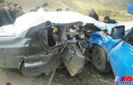 سانحه رانندگی در محور شاهین دژ- تکاب جان ۶ نفر را گرفت