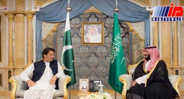 عمران خان ساعت اهدای بن سلمان را به خزانه پاکستان تحویل داد