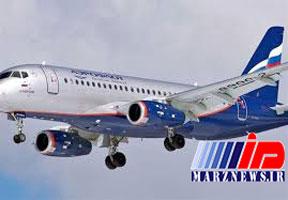 آخرین اخبار از خرید هواپیمای سوخو ۱۰۰ روسی