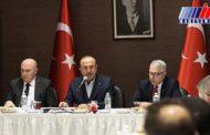 وزرای خارجه ترکیه و آمریکا درباره اختلافات دو کشور گفتوگو میکنند