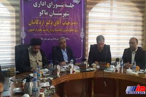 فعالیتهای وزارت نیرو در مناطق مرزی شتاب می گیرد