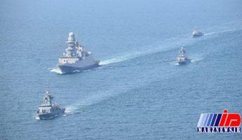 رزمایش مشترک دریایی قطر و ایتالیا برگزار شد