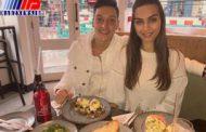 ازدواج مسوت اوزیل با بازیگر ترکیه در ۳ کشور مختلف
