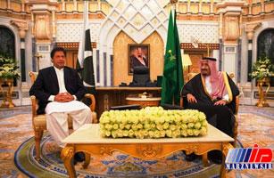 پاکستان یک میلیارد دلار از عربستان دریافت کرد