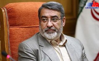وزیر کشور به استان کردستان سفر میکند