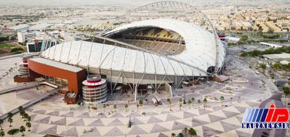 ۸ ورزشگاه قطر برای جام جهانی + عکس