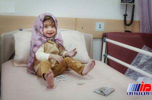 فشار تیغ تیز تحریم ها، این بار روی قلب کودک دو ساله درگزی