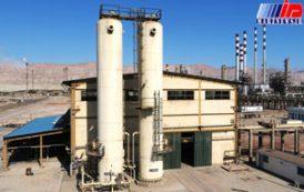 واحد تولید گاز ازت پالایشگاه بندرعباس راه اندازی شد