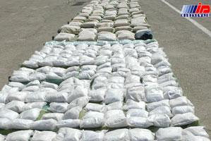 ۱٫۸ تن مواد مخدر در سراوان کشف شد