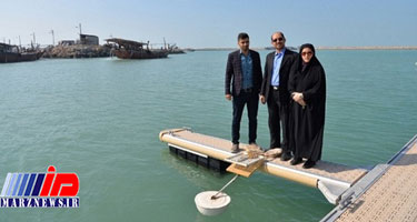 تولید برق از امواج دریا توسط محققان بوشهری