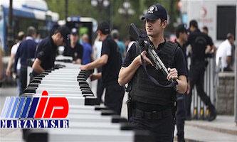 بازداشت ۲۳ عضو پ ک ک در استانبول