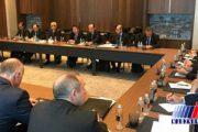 نشست سه جانبه مذاکره کنندگان ارشد ایران، روسیه و ترکیه در آستانه
