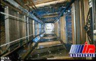 مرگ بیمار در سقوط از آسانسور مرکزدرمانی گناوه