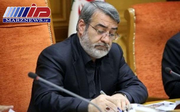 صدور پیام رئیس شورای امنیت کشور در پی وقوع حادثه تروریستی چابهار