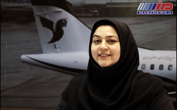 آغاز سفرهای خارجی هواپیمای ATR به باکو