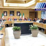 جلسه ستاد مرکزی قاچاق کالا و ارز با موضوع مبارزه با قاچاق سوخت