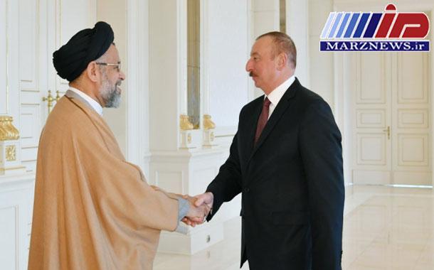 تعامل خوبی بین سرویس های امنیتی ایران و جمهوری آذربایجان برقرار است